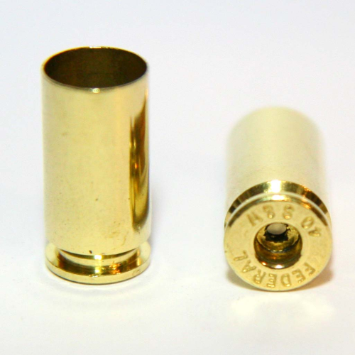 .40 S&W Brass Casings