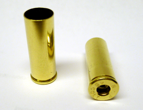 .45 Long Colt Brass Casings