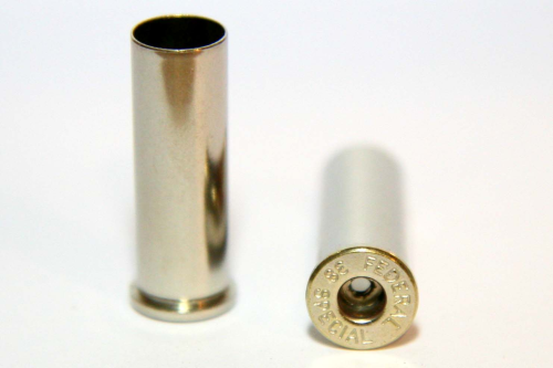 .38 Special Nickel Casings