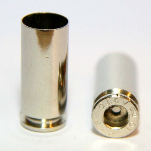 10mm Nickel Casings