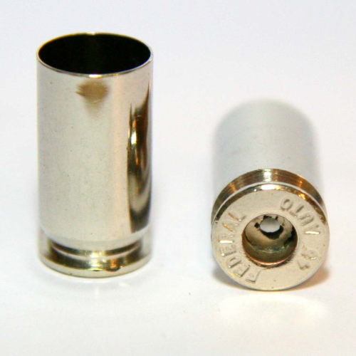 .45 ACP Nickel Casings