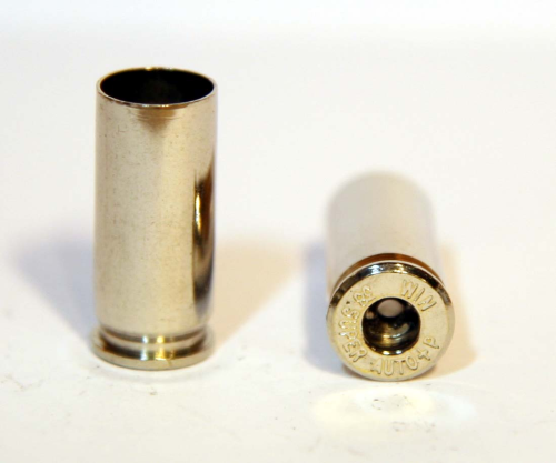 .38 Super Nickel Casings
