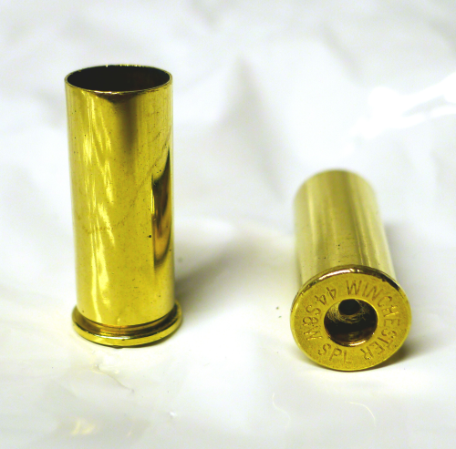 .44spl Brass Casings 300 ct