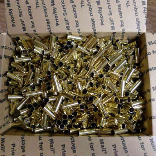 .38spl Brass Unprocessed BULK! 1400ct